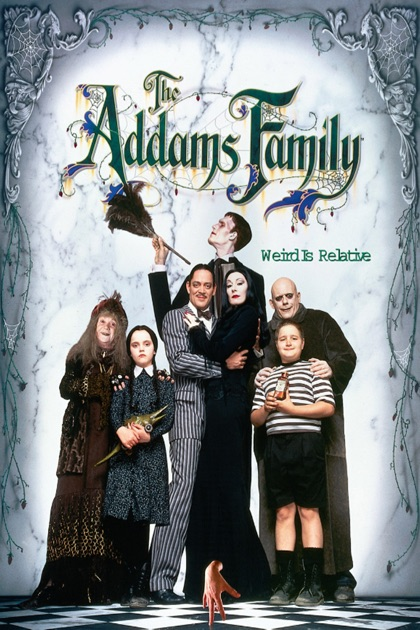 the addams family on itunes