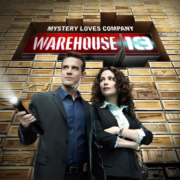 warehouse 13 season 2 on itunes
