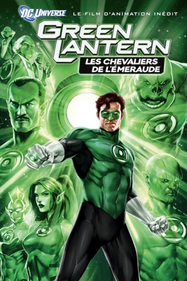 t 233 l 233 charger green lantern les chevaliers de l emeraude ou voir en