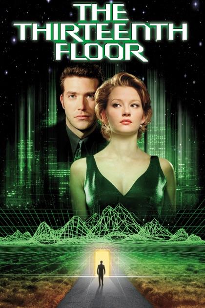 The thirteenth floor on itunes for 13 floor film