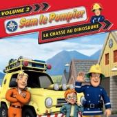 Sam le pompier, Vol. 2: La chasse au dinosaure