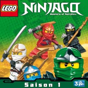 lego ninjago saison 1
