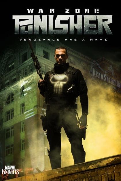 Punisher: War Zone On ITunes