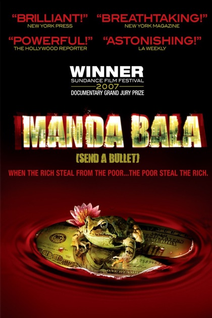 manda bala Find out where to watch, buy, and rent manda bala (send a bullet) online.