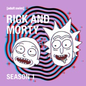 Rick and Morty, Season 1 (Uncensored) - Rick and Morty Cover Art