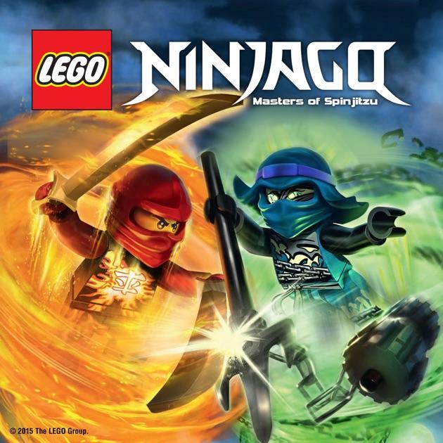 Lego ninjago saison 4 vf sur itunes - Ninjago saison 2 ...