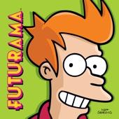 Futurama, Season 1 - Futurama Cover Art