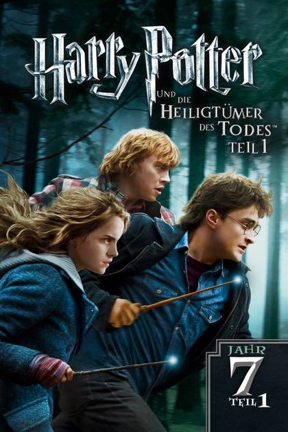 Harry Potter HeiligtГјmer Des Todes Teil 1