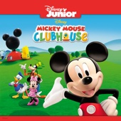 Mickey Mouse Clubhouse, Vol. 1 - Mickey Mouse Clubhouse Cover Art