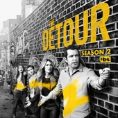 The Detour, Season 2 - The Detour Cover Art