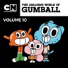 The Cycle / The Stars - The Amazing World of Gumball Cover Art