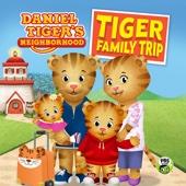Daniel Tiger's Neighborhood - Daniel Tiger's Neighborhood, Tiger Family Trip  artwork