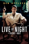 Ben Affleck - Live By Night  artwork