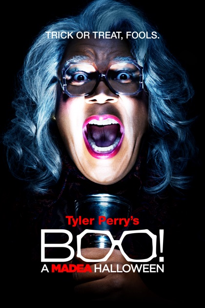 Tyler Perry's Boo! A Madea Halloween on iTunes