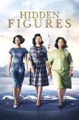 Theodore Melfi - Hidden Figures  artwork