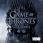 Game of Thrones, Seasons 4-6 - Game of Thrones Cover Art