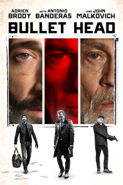 Bullet Head on iTunes Adrien Brody Movies 2018