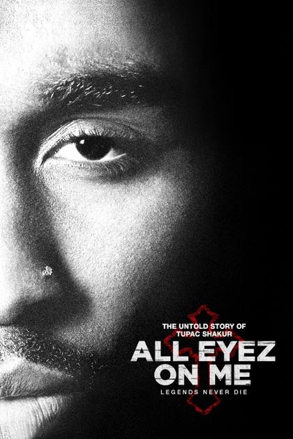 all eyez on me on itunes