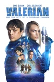 Luc Besson - Valerian and the City of a Thousand Planets  artwork