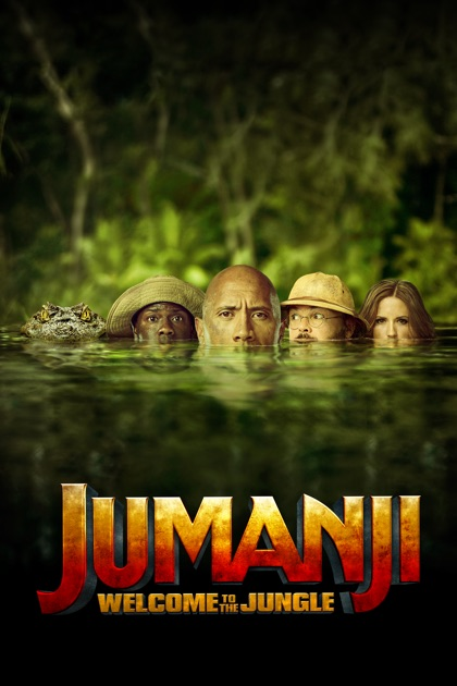 Jumanji: Welcome to the Jungle – 2017 Full Movie Online