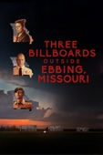 Three Billboards Outside Ebbing, Missouri - Martin McDonagh Cover Art