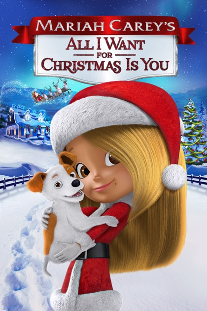 Mariah Carey's All I Want for Christmas Is You on iTunes