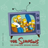 The Simpsons, Season 2 - The Simpsons Cover Art