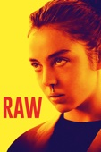 Julia Ducournau - Raw  artwork