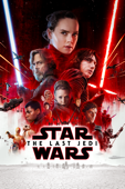 Star Wars: The Last Jedi - Rian Johnson Cover Art