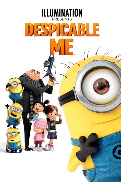 Despicable Me on iTunes