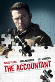 Gavin O'Connor - The Accountant (2016)  artwork