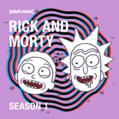 Rick and Morty, Season 1 - Rick and Morty Cover Art