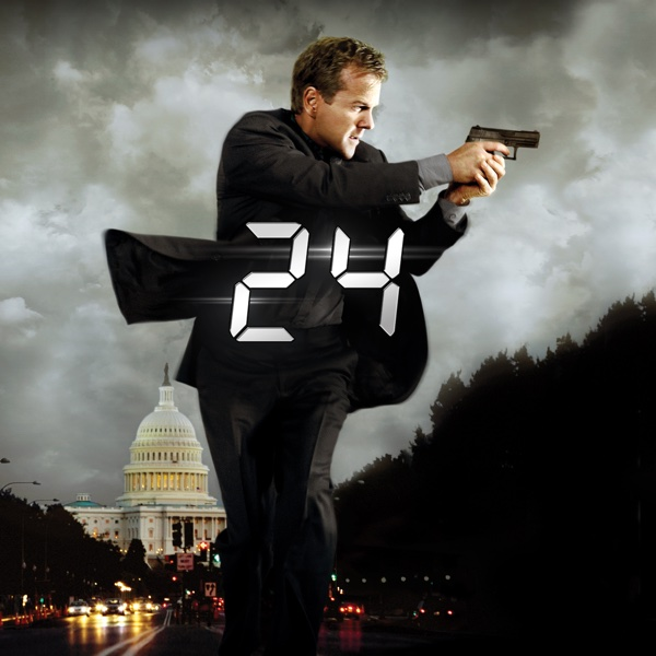 Watch 24 Online - Full Episodes - All Seasons - Yidio