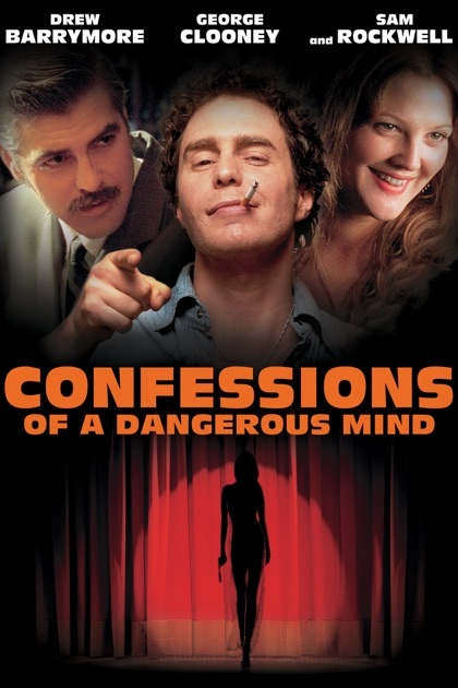 Confessions of a Dangerous Mind on iTunes