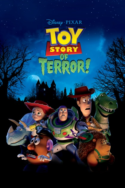 Toy Story of Terror! on iTunes