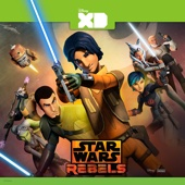Star Wars Rebels, Season 2, Pt. 1 - Star Wars Rebels Cover Art