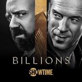 Billions, Season 1 - Billions Cover Art