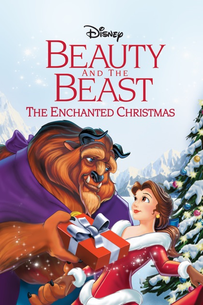 beauty and the beast the enchanted christmas on itunes