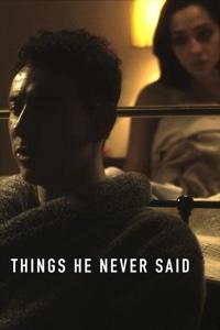 Things He Never Said