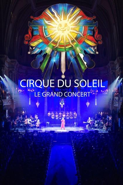 anniversaire cirque du soleil