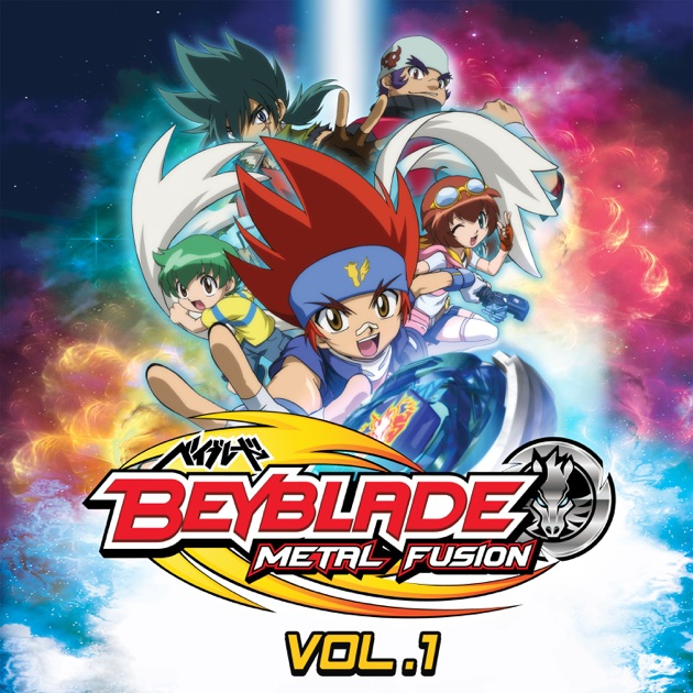 beyblade metal fusion vol 1 in itunes. Black Bedroom Furniture Sets. Home Design Ideas