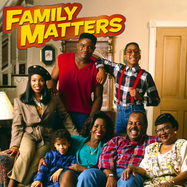Family Matters, Season 5 on iTunes