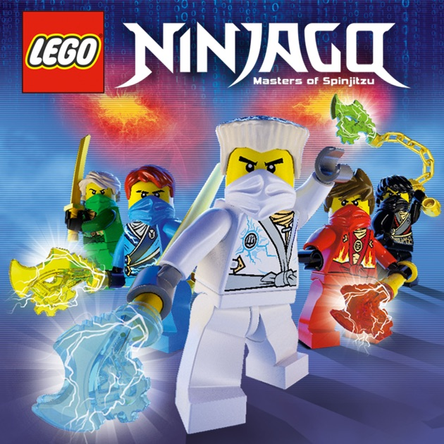 Lego ninjago saison 3 vf sur itunes - Lego ninjago nouvelle saison ...
