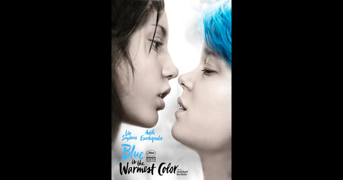 Blue is the warmest color 69