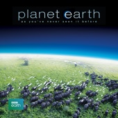 Planet Earth, Series 1 - Planet Earth Cover Art