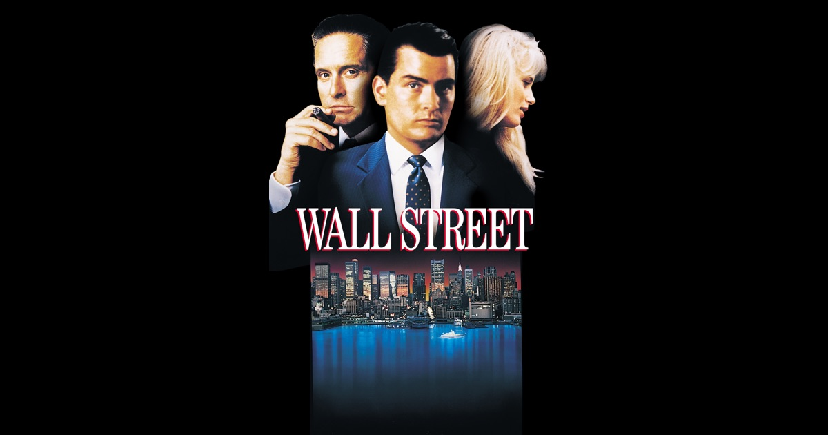 Watch the movie wall street