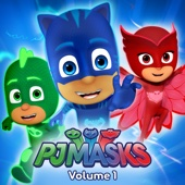 PJ Masks, Vol. 1 - PJ Masks Cover Art
