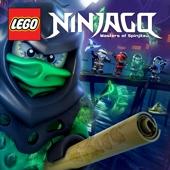 LEGO Ninjago: Masters of Spinjitzu, Season 5 - LEGO Ninjago: Masters of Spinjitzu Cover Art
