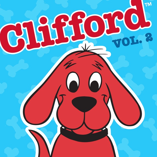 Clifford The Big Red Dog Cbeebies