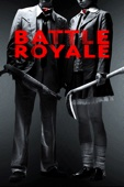 Kinji Fukasaku - Battle Royale  artwork